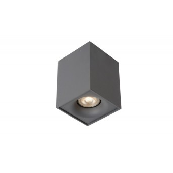 Lucide BENTOO-LED spotlight grey, 1-light source