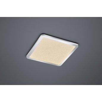 Trio CESAR Ceiling light LED chrome, 1-light source