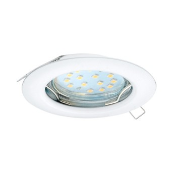 Eglo PENETO recessed light LED white, 1-light source
