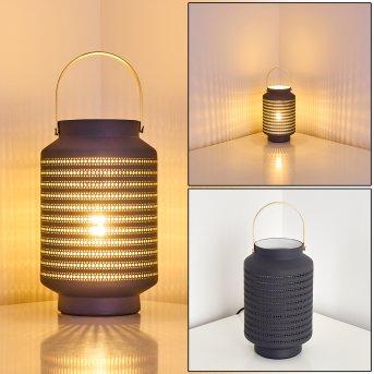 NAKAJIMA Table Lamp black, white, 1-light source
