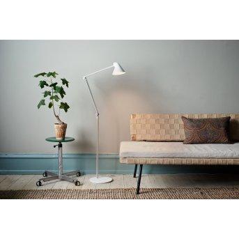 Louis Poulsen NJP Floor Lamp LED white, 1-light source