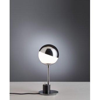 Tecnolumen SF 28 Table lamp chrome, black, 1-light source