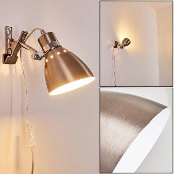Stranderott Clamp-on Light stainless steel, 1-light source