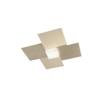 Grossmann CREO Ceiling light LED Champagne, 1-light source