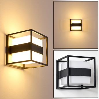 Amarillo Outdoor Wall Light LED anthracite, 1-light source