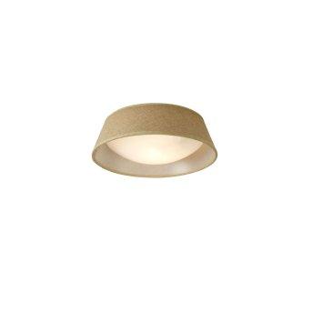 Ceiling Light Mantra SABINA brown, 2-light sources