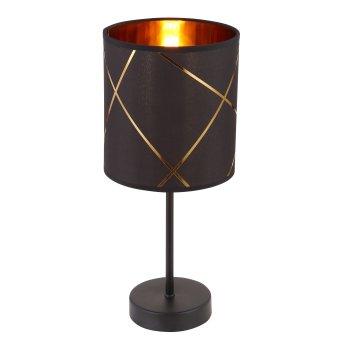 Globo BEMMO Table lamp black, 1-light source