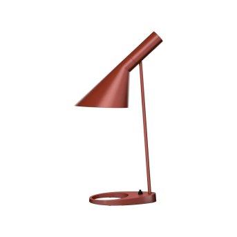 Louis Poulsen AJ Table Lamp red, 1-light source