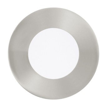 Eglo FUEVA 1 recessed light LED matt nickel, 3-light sources