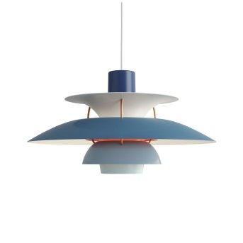 Louis Poulsen Pendant Light blue, 1-light source