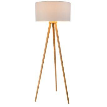 Nino Leuchten STABILO Floor Lamp Light wood, 1-light source