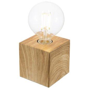 Nino Leuchten LEONIE Table Lamp Light wood, 1-light source