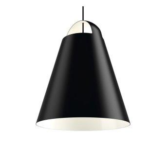 Louis Poulsen ABOVE Pendant Light black, 1-light source