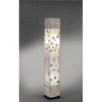 Paul Neuhaus ABUJA floor lamp white, 3-light sources