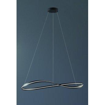 Escale INFINITY Pendant Light LED transparent, clear, 1-light source