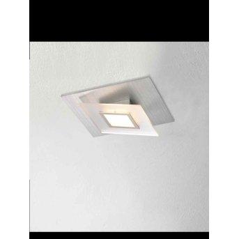 Bopp FRAME recessed light LED aluminium, 1-light source