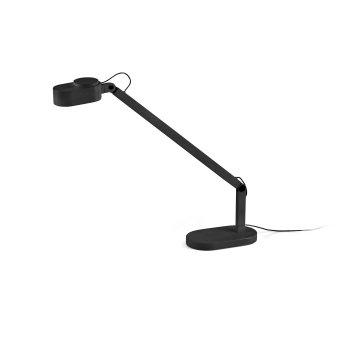 Faro Barcelona Inviting Table Lamp black, 1-light source