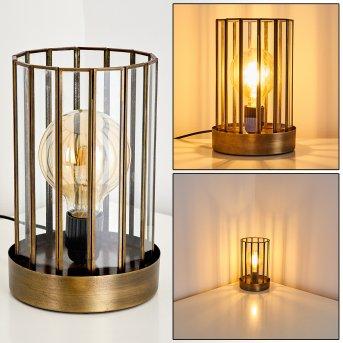 DAIKASA Table Lamp bronze, 1-light source