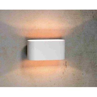 Lucide XERA wall light white, 1-light source