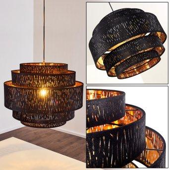 Liared Pendant Light black, 1-light source