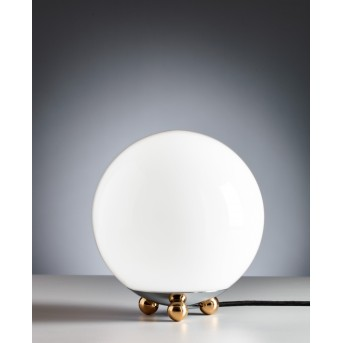 Tecnolumen AD 32 Table lamp chrome, brass, 1-light source