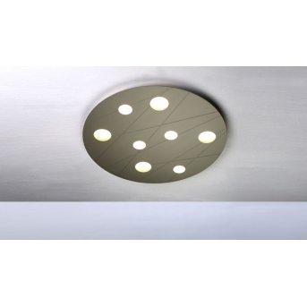 Bopp GRAFICO Ceiling Light LED beige, 8-light sources