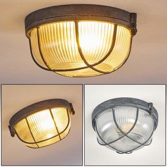 HANALEI Ceiling Light grey, 1-light source