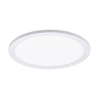 Ceiling Light Eglo CONNECT SARSINA-C LED white, 1-light source, Remote control, Colour changer