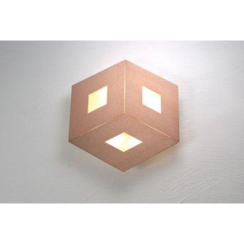 Bopp-Leuchten BOX COMFORT Ceiling Light LED gold, pink, 3-light sources