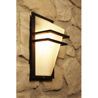 Eglo Park outdoor wall light anthracite, 1-light source