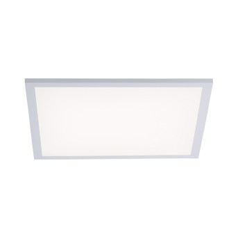Leuchten Direkt LS-FLAT Ceiling Light LED white, 1-light source, Remote control, Colour changer