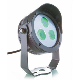 Deko Light POWER SPOT outdoor spotlight LED anthracite, 1-light source