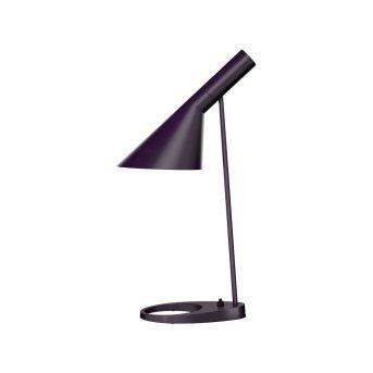 Louis Poulsen AJ Table Lamp orange, 1-light source