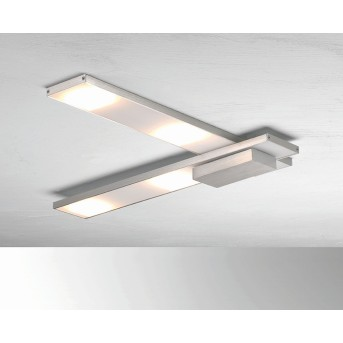 BOPP SLIGHT ceiling light LED aluminium, 4-light sources