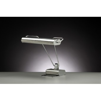 Tecnolumen AD 34 Desk light chrome, aluminium, 2-light sources