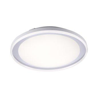Paul Neuhaus LARS Ceiling light LED chrome, 1-light source, Remote control
