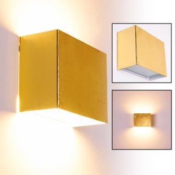 Dorata wall light gold, 1-light source