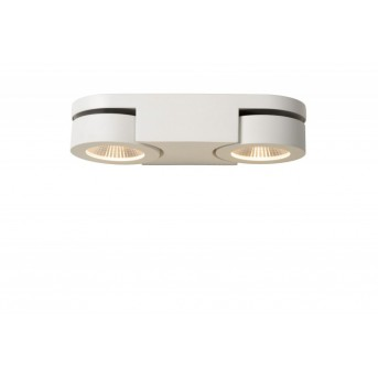 Lucide MITRAX ceiling spotlight LED white, 2-light sources