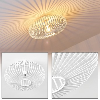 LEPA Ceiling light white, 1-light source