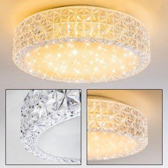 Norra Ceiling Light LED white, 1-light source