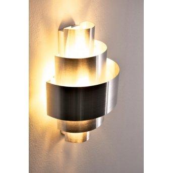 Lucillo wall light silver