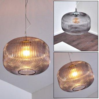 Molndal Pendant Light chrome, 1-light source