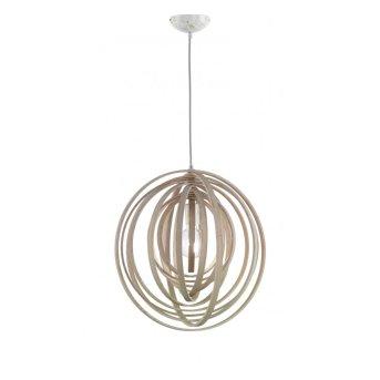 Trio BOOLAN pendant light Light wood, 1-light source