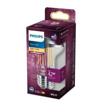 Philips LED E27 4 Watt 2700 Kelvin 505 Lumen