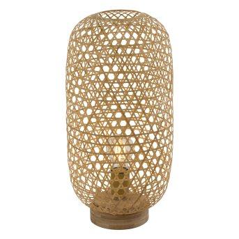 Globo MIRENA Table lamp brown, 1-light source