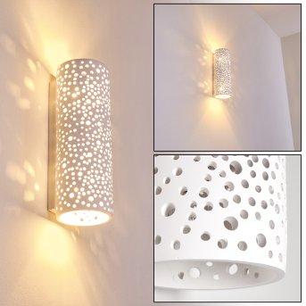 Jabiru Wall Light white, 2-light sources