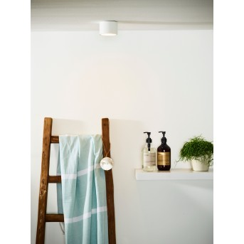 Lucide LILY outdoor ceiling light white, 1-light source