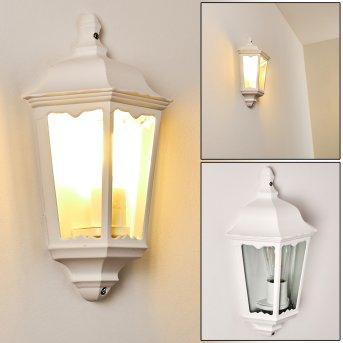Gilze Outdoor Wall Light white, 1-light source