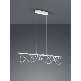 Reality SABA Pendant Light LED white, 1-light source