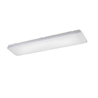 Ceiling Light Trio Leuchten WiZ IMARA LED white, 1-light source, Remote control, Colour changer